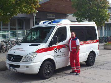 SKT - Krankentransport